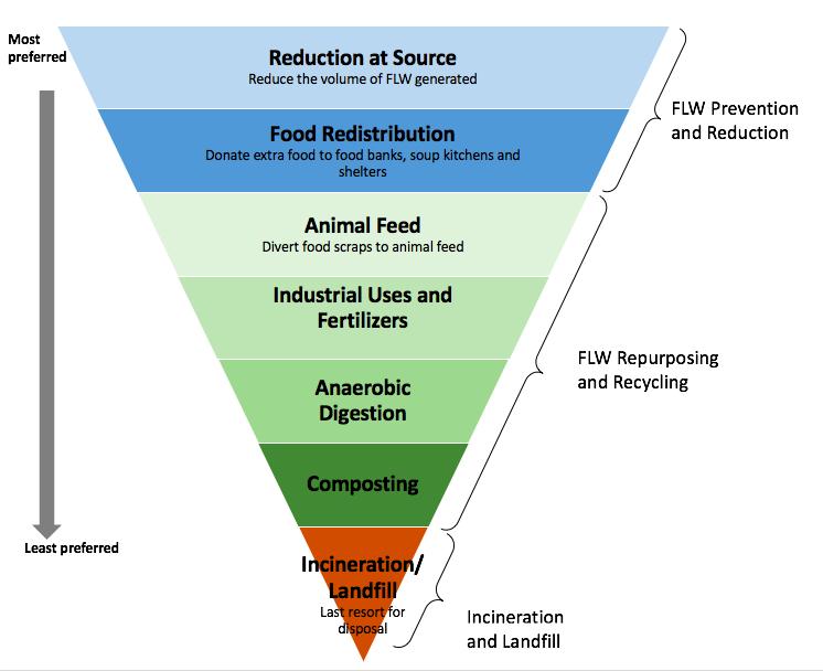 制定 预防粮食损失和食物浪费行为守则 Global Forum On